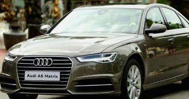 Audi A6 Lifestyle Edition in India