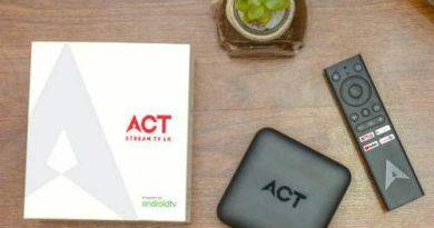 ACT Stream TV 4K