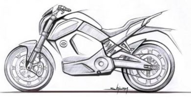 Revolt Intellicorp's new smart-motorcycle First look