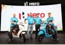 Hero MotoCorp launches its two powerful and stylish new scooters –Maestro Edge 125andPleasure+ 110