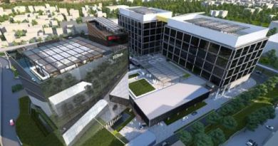 Hitachi Receives 49 Elevators and Escalators Order for Embassy Manyata
