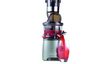 Kenwood PureJuice Pro Slow Juicer - JMP800SI