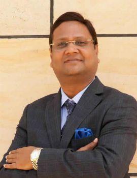 Amit Modi, Director ABA Corp & President (Elect), CREDAI Western UP