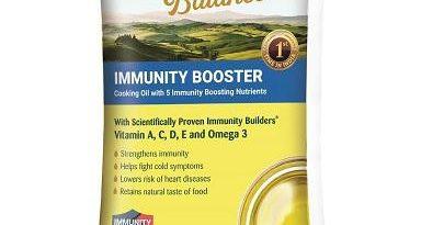 Emami Healthy & Tasty Smart Balance Immunity Booster Oil