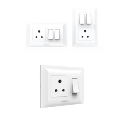 Panasonic Life Solutions modular switches ZIVA