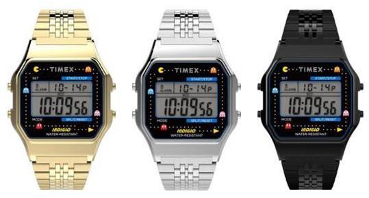 Timex-PAC-MAN