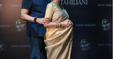 Blenders Pride Fashion Tour collaborates with Tarun Tahiliani