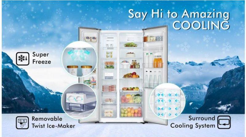 Hisense-refrigerators