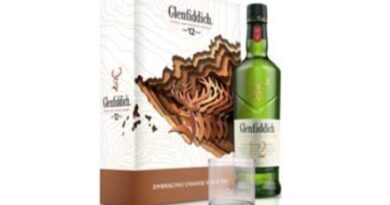 Glenfiddich limited-edition gift pack for 2020