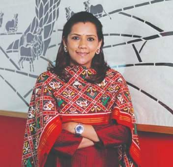 Pooja Jain Gupta, Executive Director, Luxor Group