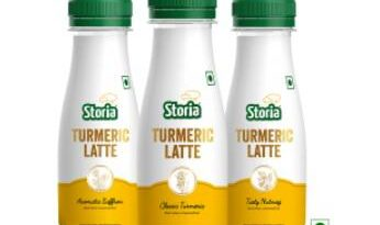 Storia Foods & Beverages Turmeric Latte in 3 flavours