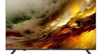 Haier India AI enabled 4K Smart LED TVs