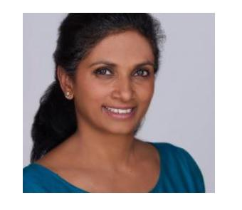 ORGANIC INDIA Head of Marketing Akila Chandrasekar