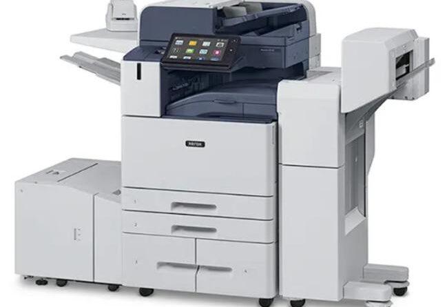 Xerox AltaLink C8100 & B8100 Series