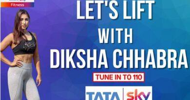 Tata Sky ties-up with fitness entrepreneur Diksha Chhabra for fitness show