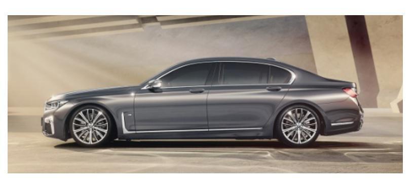 BMW Individual 740Li M Sport Edition