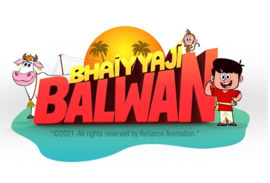 Reliance Animation collaborates with Disney Kids Network for a home-grown IP Bhaiyyaji Balwan