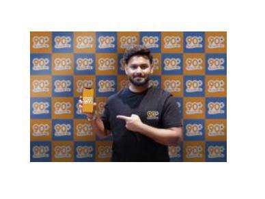 90+ My Tuition App signs Rishabh Pant as its National Brand Ambassador