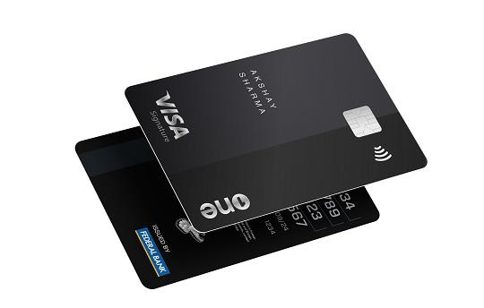 Federal Bank mobile -first Credit Card
