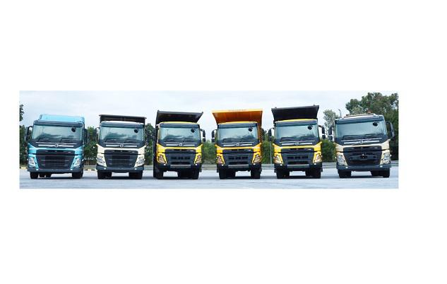 Volvo Trucks India next generation trucks